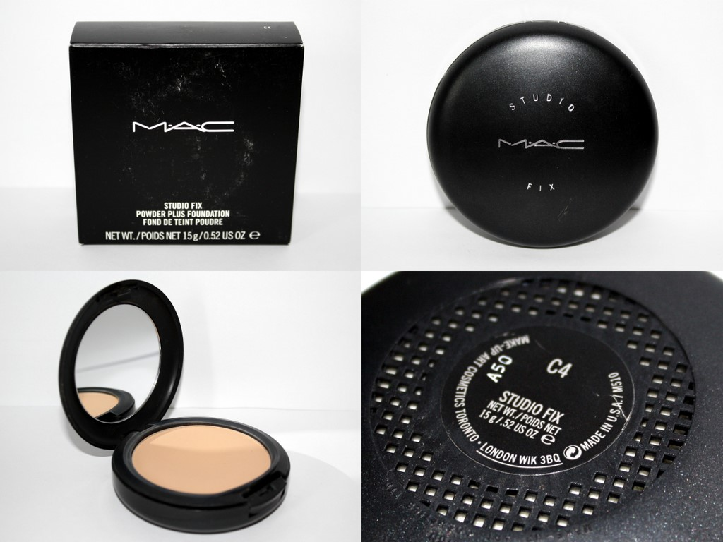 wishlist mac studio fix powder plus foundation