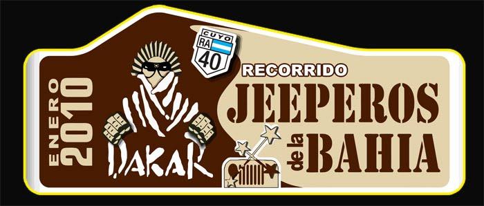 Recorrido Dakar-Ruta40