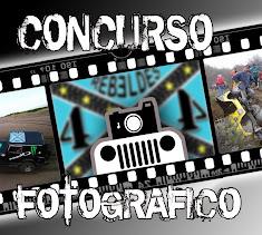 """Concurso Fotográfico sobre off-road en """"Rebeldes 4x4"""""""