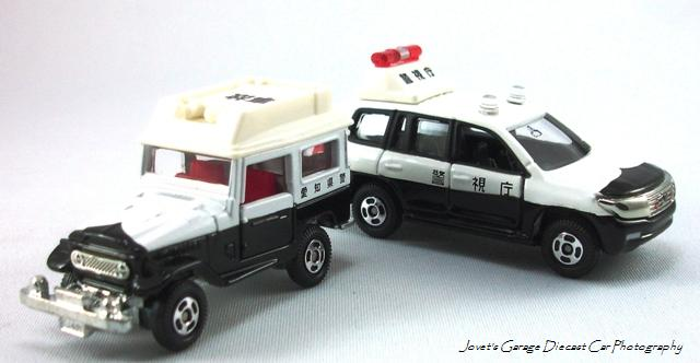 Toyota Land Cruiser - Patrol Cars