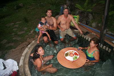 wife redneck hot tub