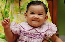Nur Zara Batrisya 9 bulan