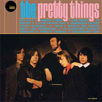 pretty - The Pretty Thing - The Pretty Thing Mono LP