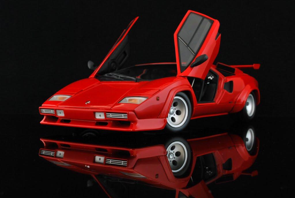 Nicadraus Lamborghini Collection Lamborghini Countach
