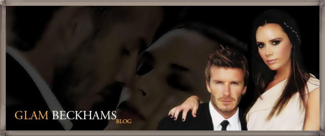 David and Victoria Beckham Blog