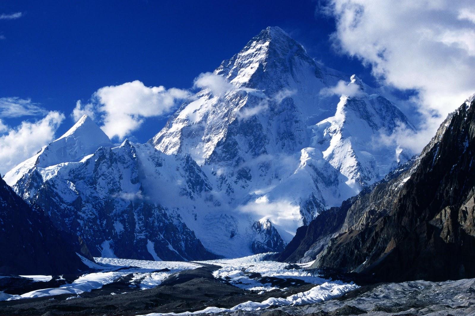 K2 - Mountains Of Pakistan