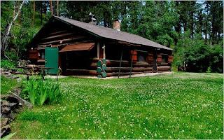 Lloyd s blog log cabin 4 sale 89k south dakota for Pactola lake cabins