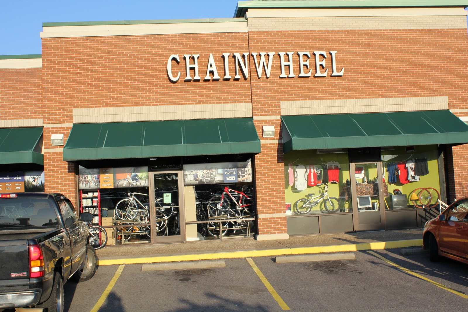 Chainwheel Bikes Little Rock Bike Shop Profiles Chainwheel