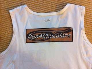 Run4Chocolate is ready to roll
