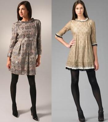 Winter Fashion Dress