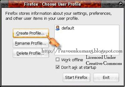 how to create a new profile in win 10