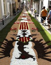 Corpus Christi a Sitges