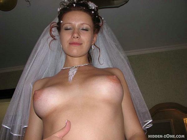 bride cum here