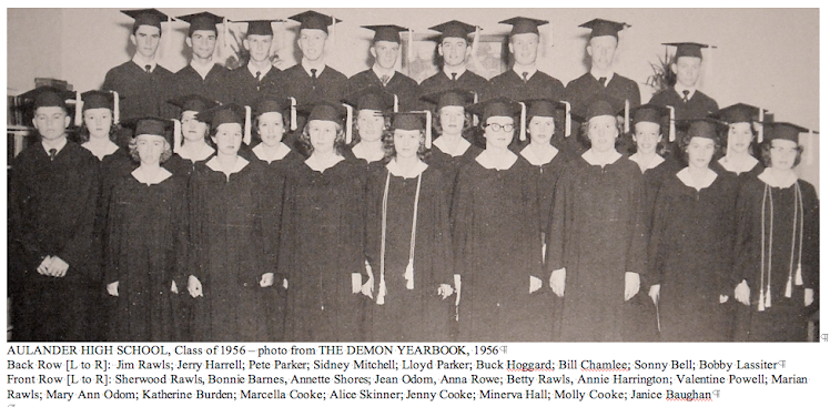 Class of 1956