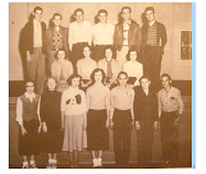 Class of 1954 as Juniors