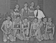Aulander Boys Tournament Champs, 1955