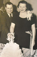 WEDDING OF SIDNEY [1905 - 1985] AND RUTH BROWN [1918 - 1981] PROCTOR