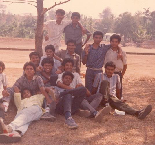 Pre Degree 1987-89