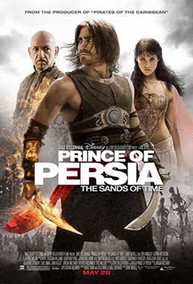 Prince of Persia: The Sands of Time Hollywood Movie