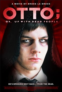 Filme Poster Otto Or Up with Dead People DVDRip RMVB Legendado