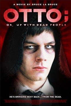 Filme Poster Otto Or Up with Dead People DVDRip RMVB Legendado