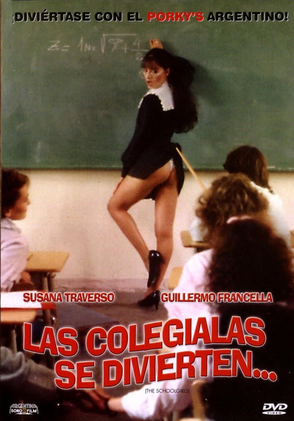 Las Colegialas Se Divierten (1986)Full Movie Online