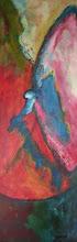 Papillon sur Mars 36 x 12 VENDUE