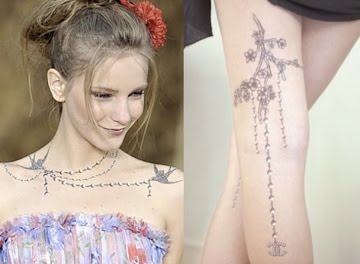 How To Do A Temporary Tattoo
