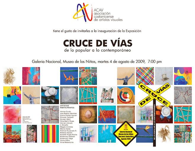 Asociación costarricense de artistas visuales