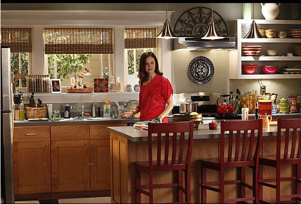 The Braverman House from Parenthood - Meadow Lake Road