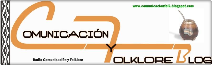 Comunicación y Folklore Blog