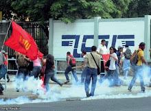En la lucha del pueblo...!!!!! NADIE SE CANSA