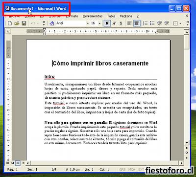 Como guardar un documento en formato ms-word