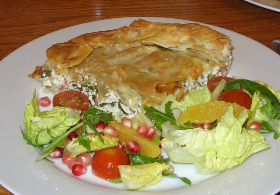 Bbc Food Greek Filo Pie