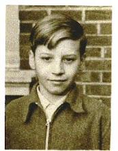 Mervyn (approx age 8 )