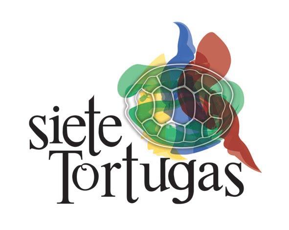 siete tortugas