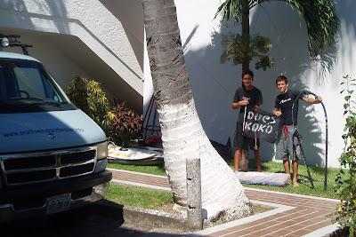MEX20 y Cris windsurf veracruz