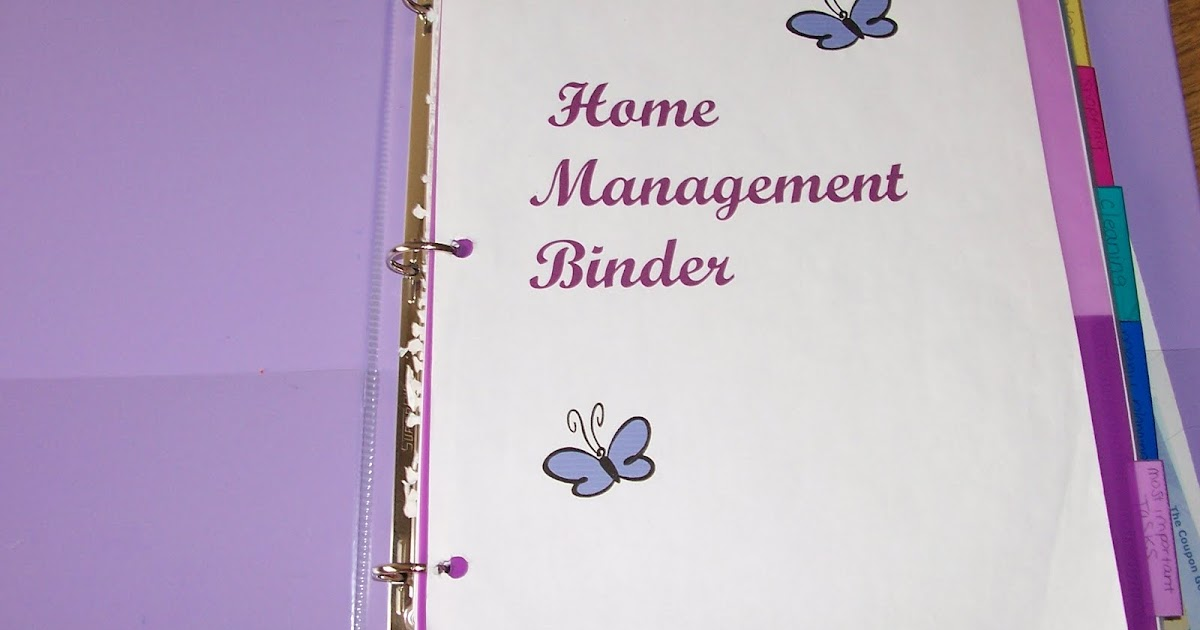 Tips From A Mom Of 3 Getting Organized Home Management