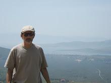 La bahia del golfo de Corinto