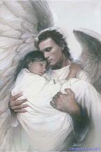 En brazos de un buen ángel