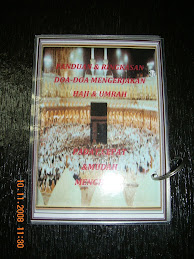 Buku Doa-doa Haji & Umrah