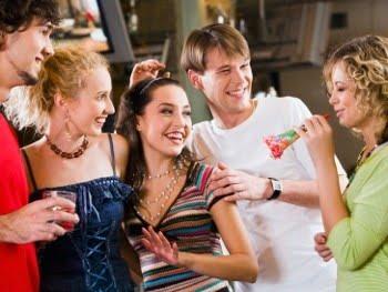 Teen Drinking Teens Don 109