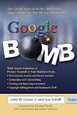 Order Google Bomb Book Today!