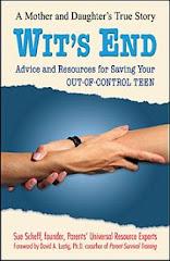 Wit's End Book - A Parent's True Story