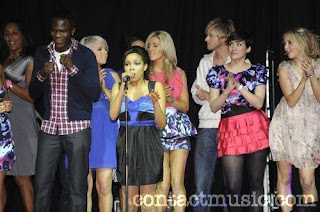 dionne bromfield singing