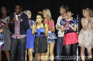 dionne bromfield singing