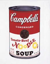 Bienvenidos al Blog de Warhol.....