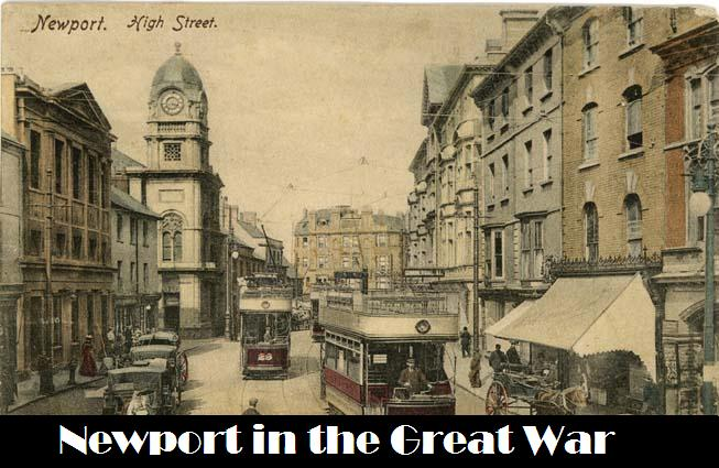 Newport in The Great War