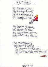 Sophie's Poem