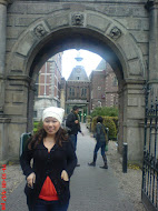 Amsterdam with Cindy
